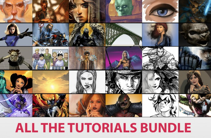 All The Tutorials MASSIVE MEGA BUNDLE